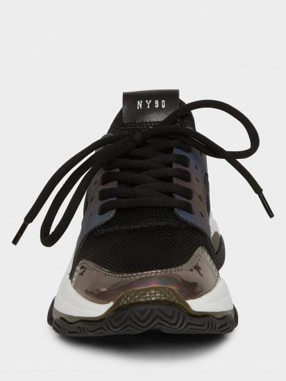 Кросівки  жіночі Steve Madden AJAX SM11000586 BLACK METALLIC купити в Iнтертоп, 2017