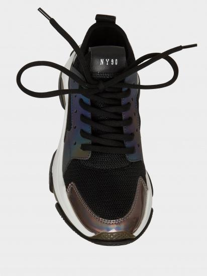 Кросівки  жіночі Steve Madden AJAX SM11000586 BLACK METALLIC примірка, 2017