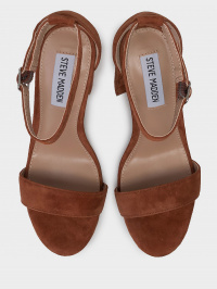 Босоніжки  жіночі Steve Madden CARRSON SM11000008 CHESTNUT SUEDE взуття бренду, 2017