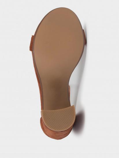 Босоніжки  жіночі Steve Madden CARRSON SM11000008 CHESTNUT SUEDE безкоштовна доставка, 2017
