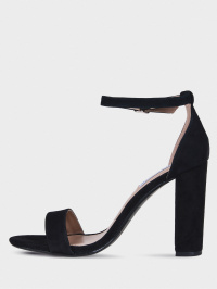 Босоніжки  жіночі Steve Madden SM11000008 BLACK SUEDE брендове взуття, 2017