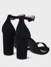 Босоніжки  жіночі Steve Madden SM11000008 BLACK SUEDE модне взуття, 2017