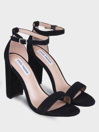 Босоніжки  жіночі Steve Madden SM11000008 BLACK SUEDE фото, купити, 2017