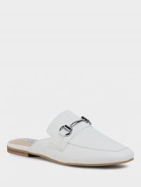 Шльопанці  жіночі Steve Madden SM11000935 WHITE LEATHER розмірна сітка взуття, 2017