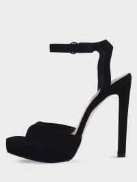 Босоніжки  для жінок Steve Madden LUV SM11000933 BLACK SUEDE брендове взуття, 2017