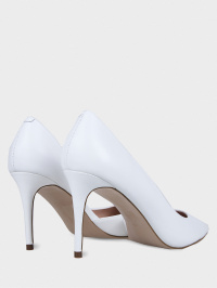 Туфли женские Steve Madden LESSONS SM11000961 WHITE LEATHER брендовая обувь, 2017