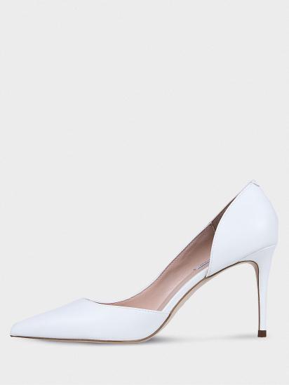 Туфли женские Steve Madden LESSONS SM11000961 WHITE LEATHER цена, 2017
