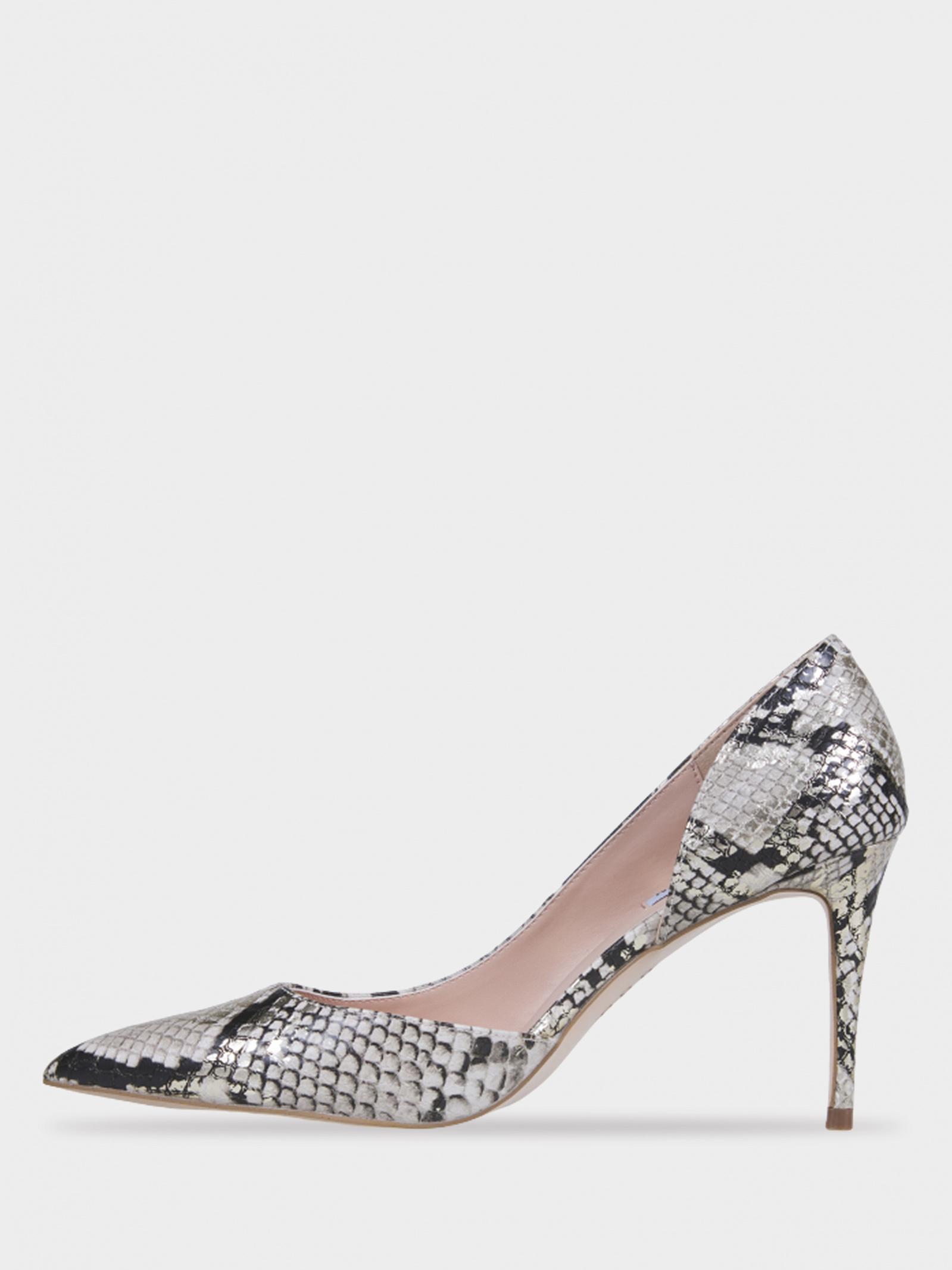 Туфлі  жіночі Steve Madden LESSONS SM11000961 GOLD SNAKE дивитися, 2017