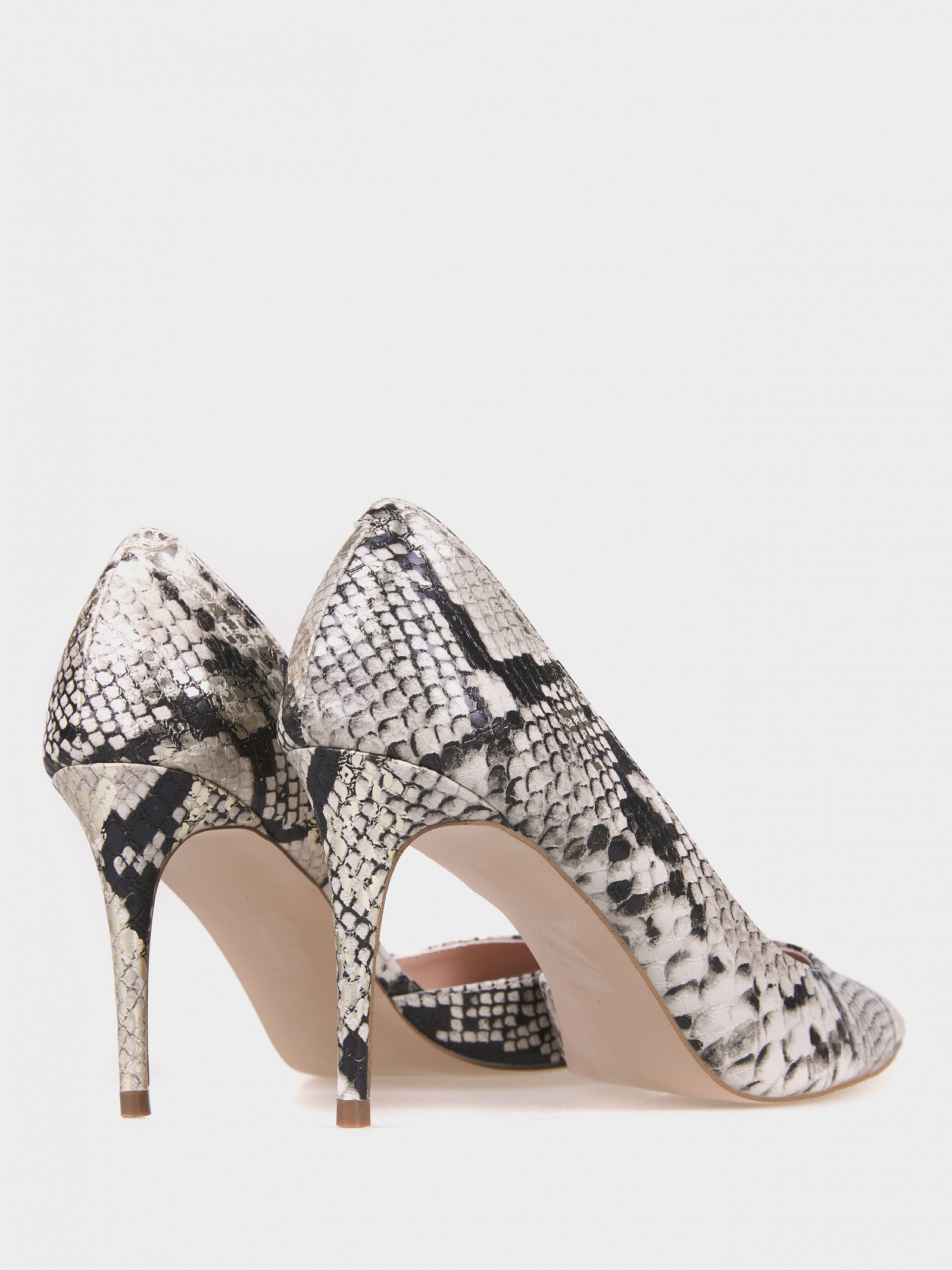 Туфлі  жіночі Steve Madden LESSONS SM11000961 GOLD SNAKE продаж, 2017