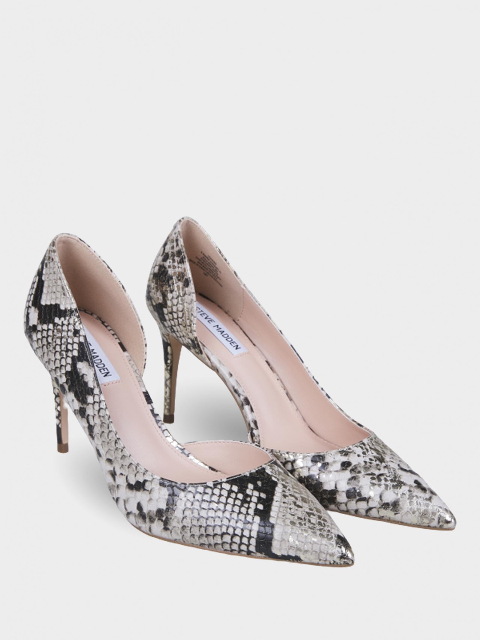 Туфлі  жіночі Steve Madden LESSONS SM11000961 GOLD SNAKE розмірна сітка взуття, 2017