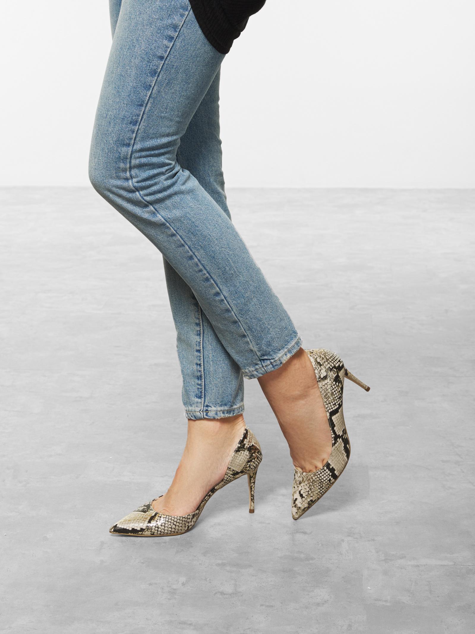 Туфлі  жіночі Steve Madden LESSONS SM11000961 GOLD SNAKE ціна, 2017