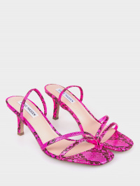 Босоніжки  жіночі Steve Madden SM11000970 PINK SNAKE модне взуття, 2017