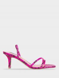 Босоніжки  жіночі Steve Madden SM11000970 PINK SNAKE ціна взуття, 2017