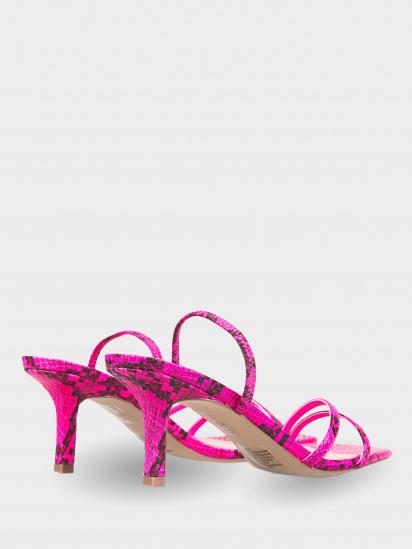 Босоніжки  жіночі Steve Madden SM11000970 PINK SNAKE брендове взуття, 2017
