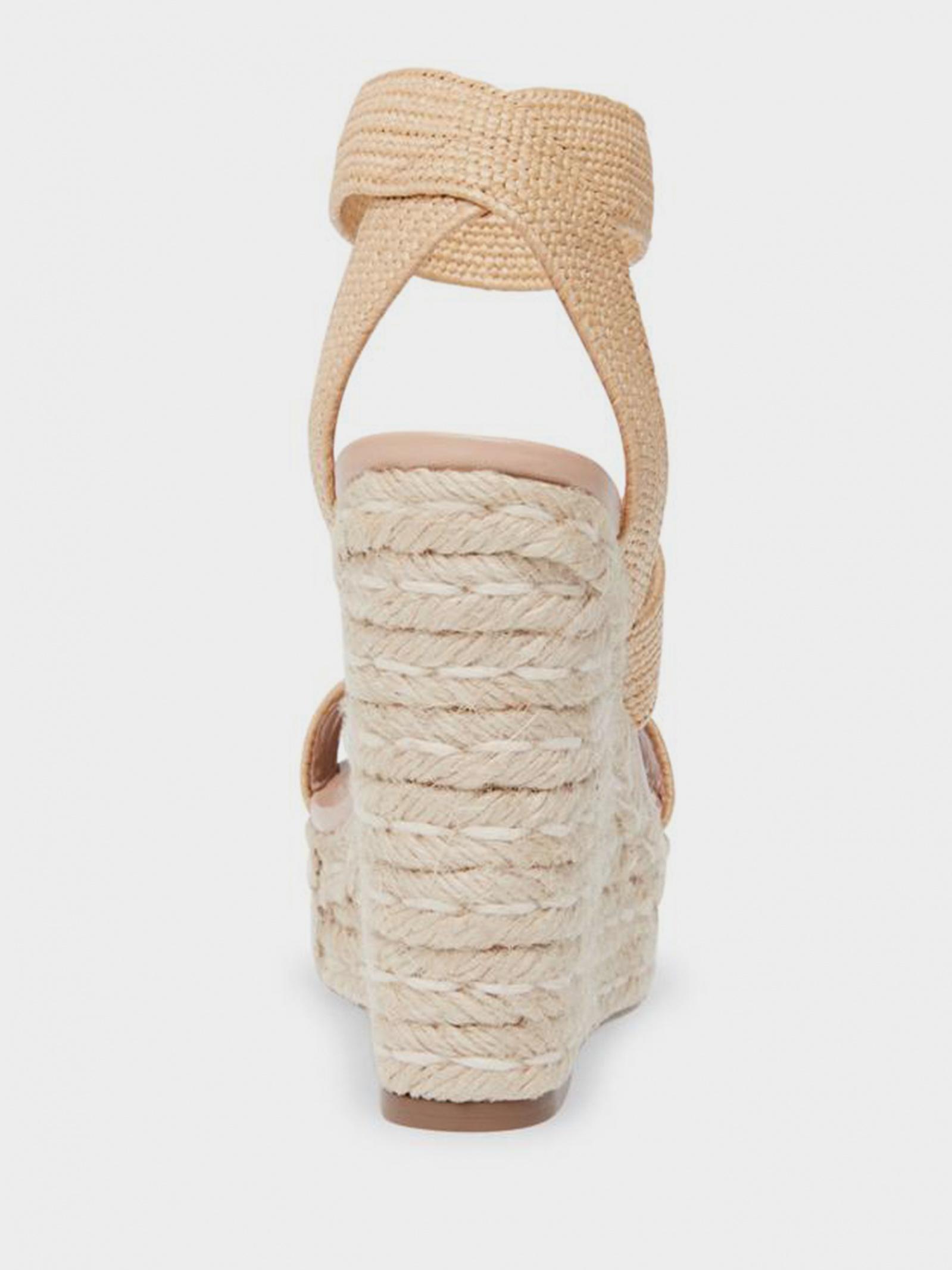 Босоніжки  жіночі Steve Madden SM11000974 NAT RAFFIA купити в Iнтертоп, 2017
