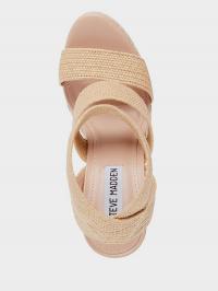 Босоніжки  жіночі Steve Madden SM11000974 NAT RAFFIA модне взуття, 2017