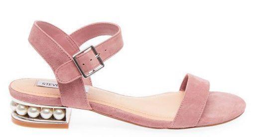 Купить Босоножки женские Steve Madden CASHMERE 9T23, Розовый