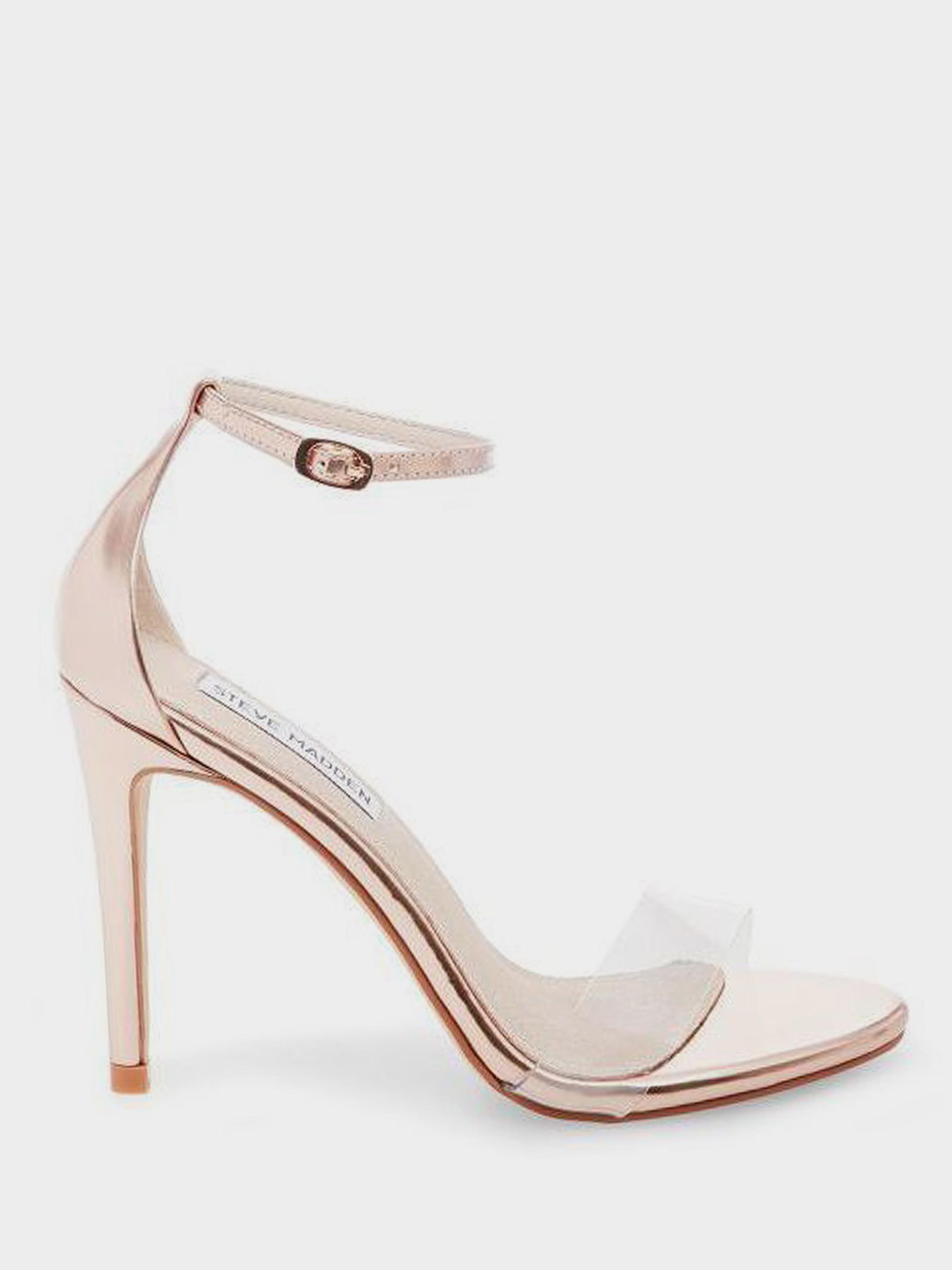 Купить Босоножки женские Steve Madden STECY-C 9T33, Розовый