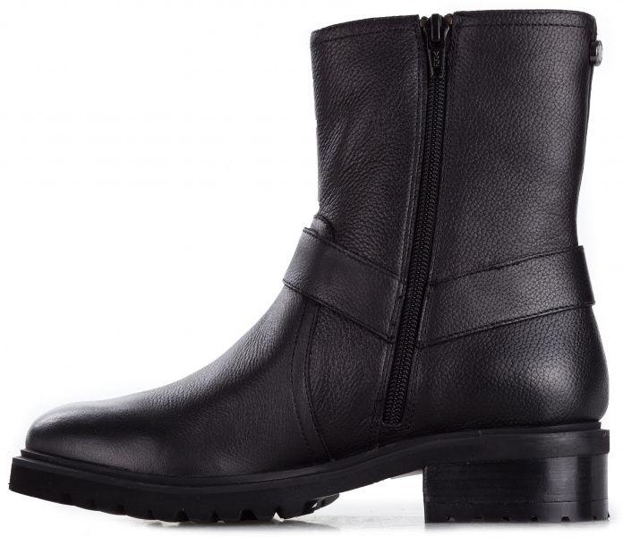 Черевики  для жінок Steve Madden черевики жін. (36-40) SM11000242 BLACK LEATHER купити онлайн, 2017