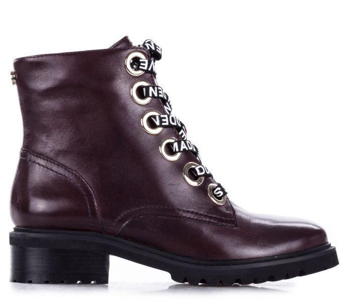 Купить Ботинки женские Steve Madden 9T40, Бордовый