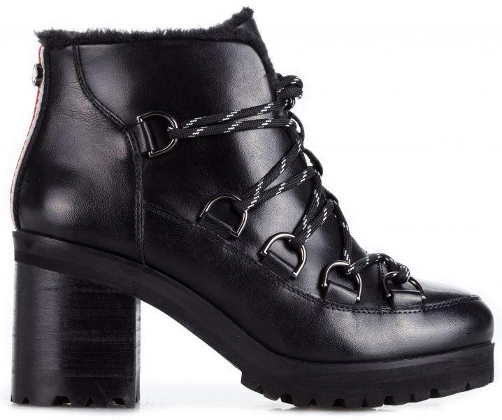 Купить Ботинки женские Steve Madden 9T44, Черный