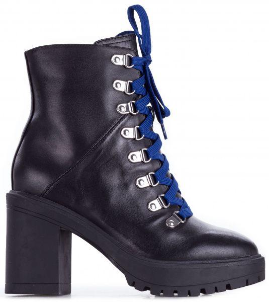Купить Ботинки женские Steve Madden 9T45, Черный