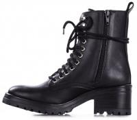 Черевики  для жінок Steve Madden черевики жін. (36-41) SM11000079 BLACK LEATHER купити онлайн, 2017