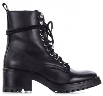 Черевики  для жінок Steve Madden черевики жін. (36-41) SM11000079 BLACK LEATHER ціна взуття, 2017