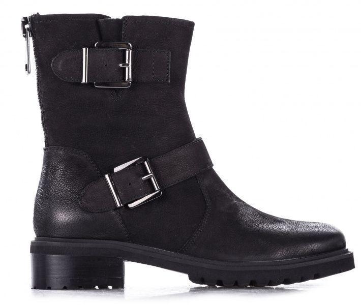 Купить Ботинки женские Steve Madden черевики 9T54, Черный