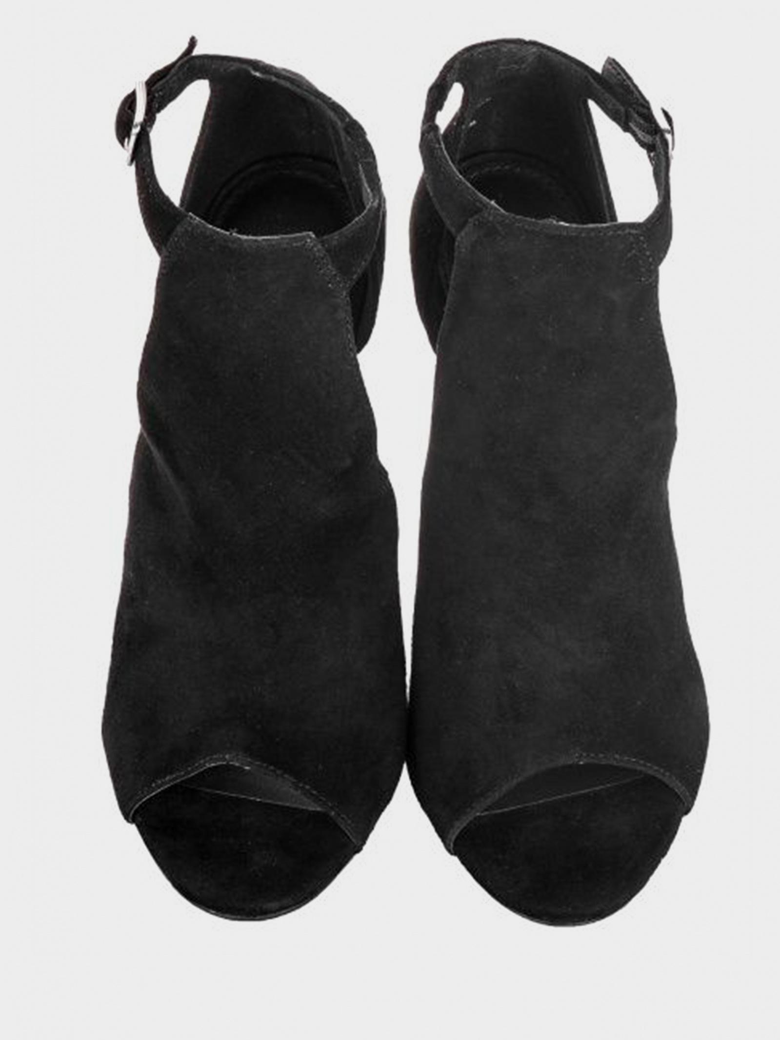 Босоніжки  жіночі Steve Madden SM11000411 BLACK SUEDE SM11000411 BLACK SUEDE ціна взуття, 2017
