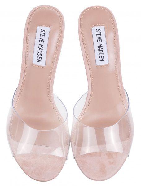 Босоніжки  жіночі Steve Madden ERIN SM11000464 CLEAR брендове взуття, 2017