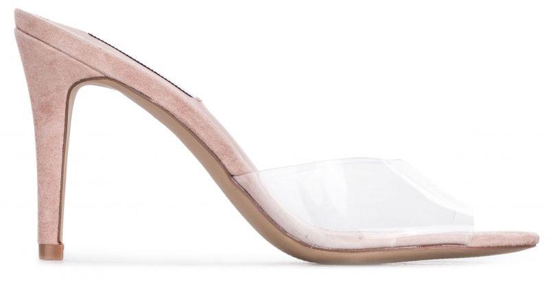 Босоніжки  жіночі Steve Madden ERIN SM11000464 CLEAR ціна взуття, 2017