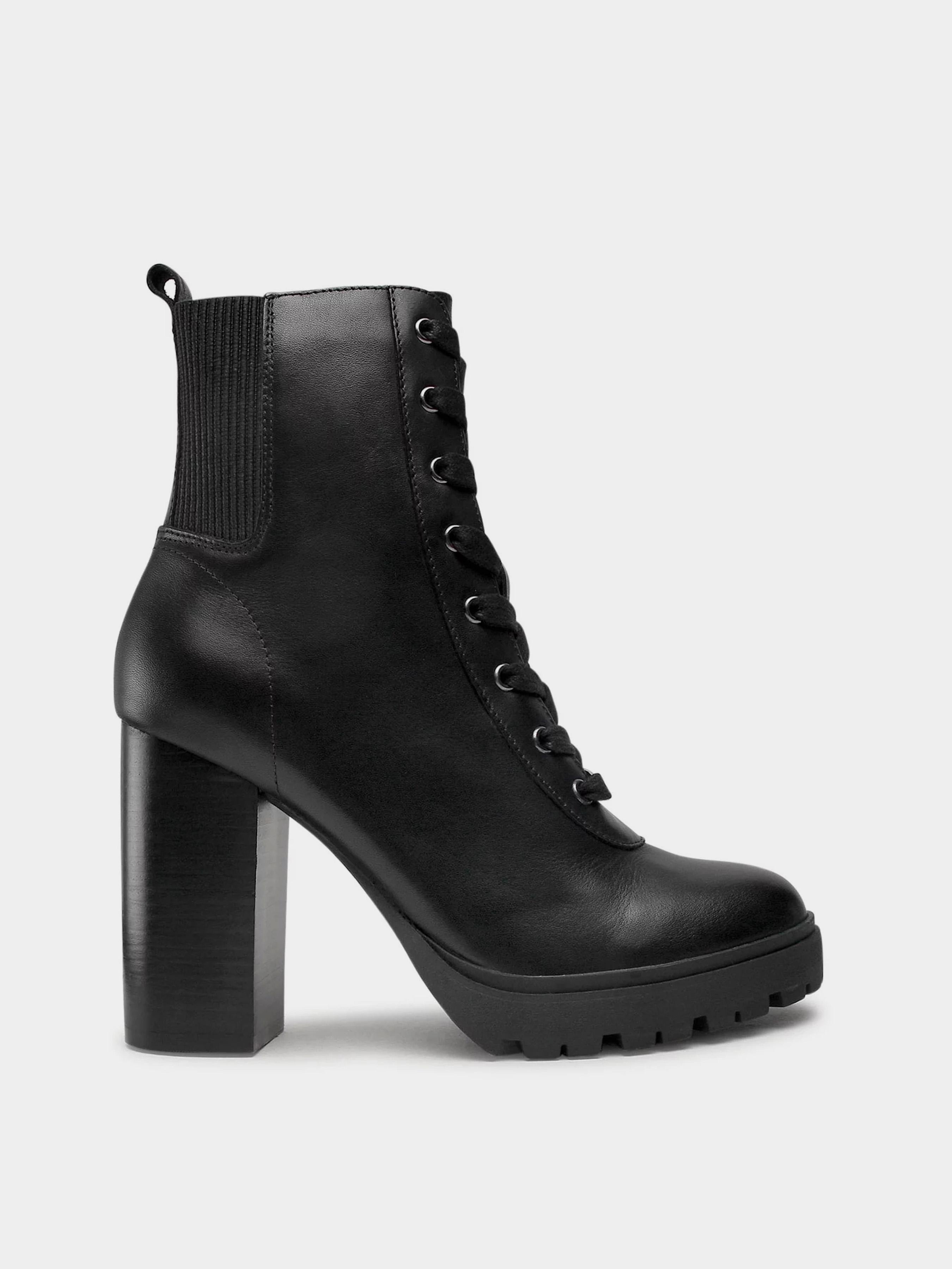 Купить Ботинки женские Steve Madden 9T97, Черный