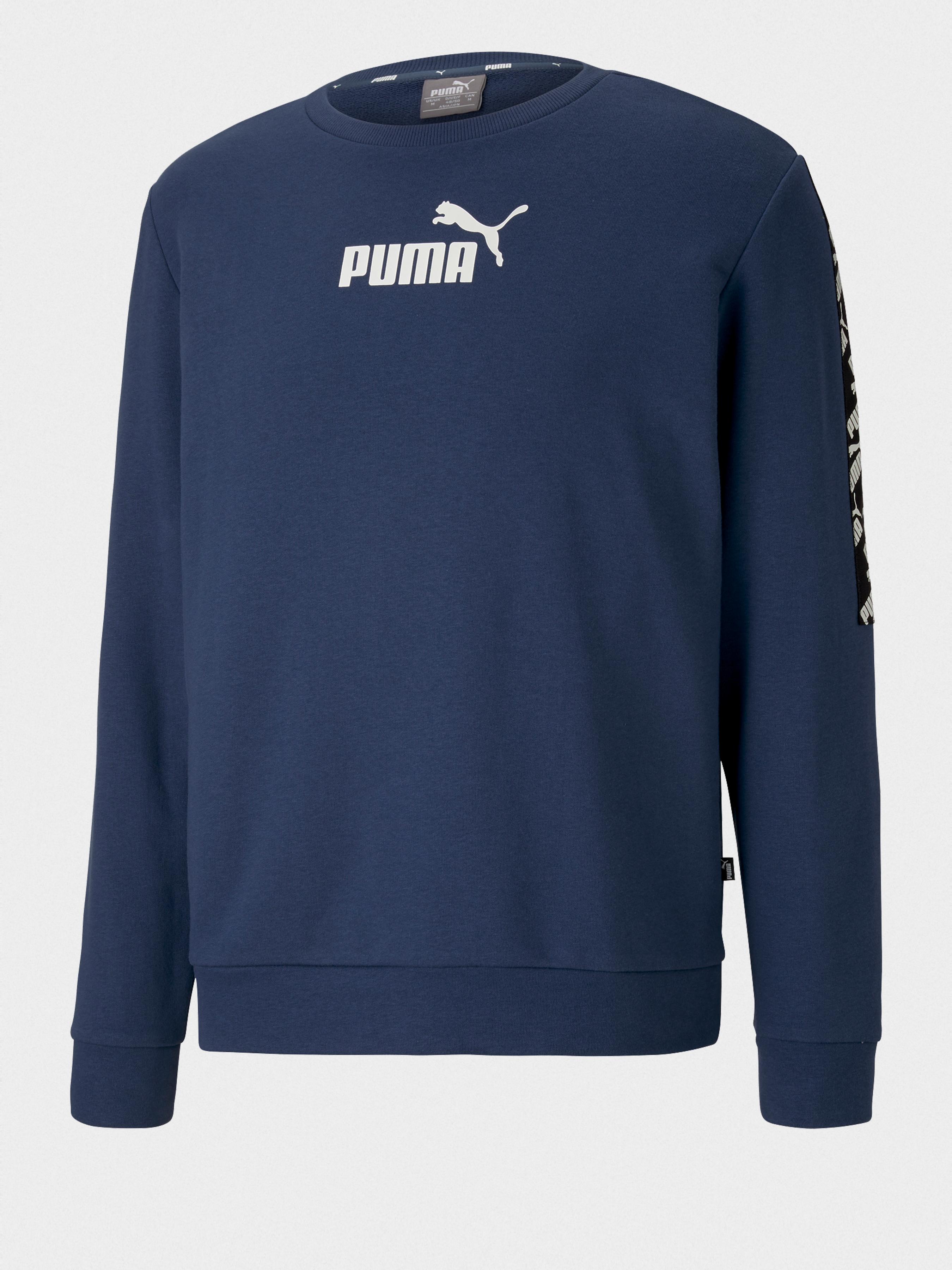 Купить Свитер мужские модель 9Z148, PUMA, Синий