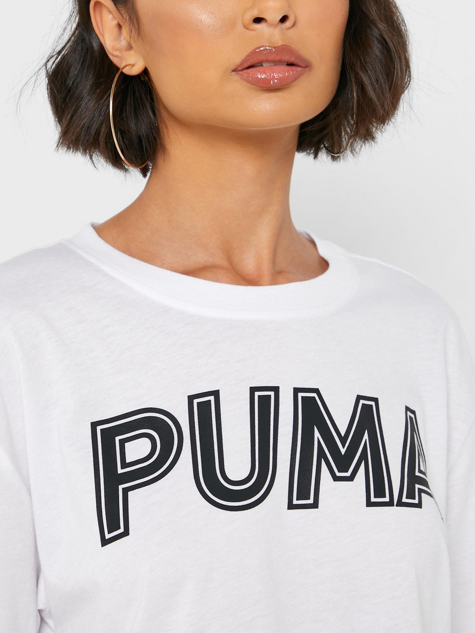 PUMA Футболка жіночі модель 58122902 купити, 2017