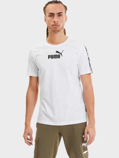 Футболка PUMA Amplified модель 58138402 — фото - INTERTOP