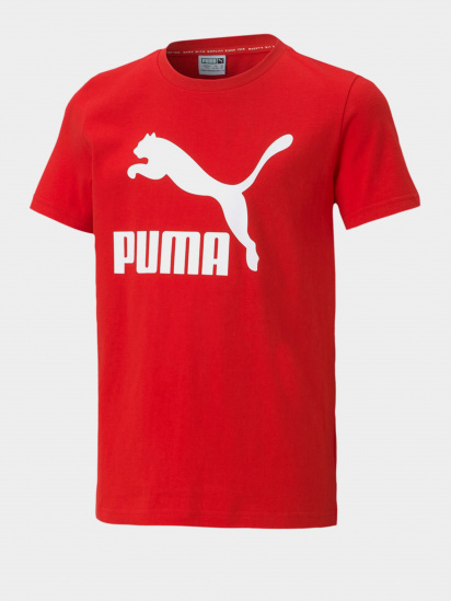 Футболка PUMA Classics Tee B модель 53011511 — фото - INTERTOP