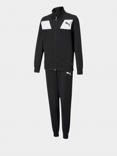 Спортивний костюм PUMA Polyester Youth модель 58601201 — фото - INTERTOP