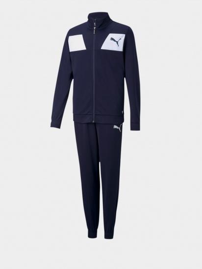 Спортивний костюм PUMA Polyester Youth модель 58601206 — фото - INTERTOP