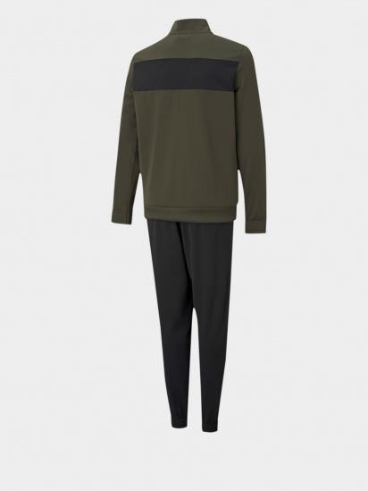 Спортивний костюм PUMA Polyester Youth модель 58601270 — фото 2 - INTERTOP
