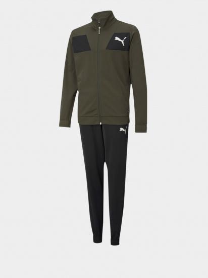Спортивний костюм PUMA Polyester Youth модель 58601270 — фото - INTERTOP