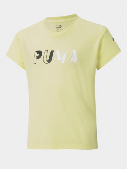 Футболка PUMA Modern Sports Logo модель 58619240 — фото - INTERTOP