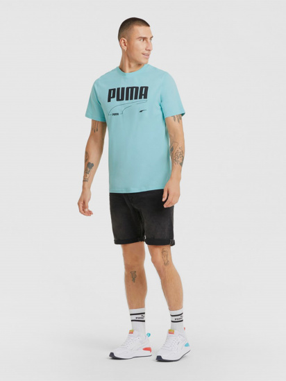 Футболка PUMA Rebel модель 58573849 — фото 3 - INTERTOP