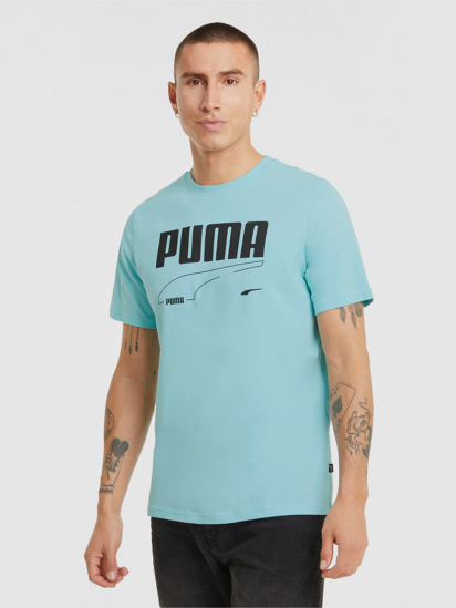 Футболка PUMA Rebel модель 58573849 — фото - INTERTOP