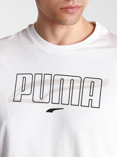 Футболка PUMA REBEL модель 58573852 — фото 3 - INTERTOP