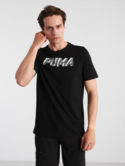 Футболка PUMA MODERN SPORTS Logo Tee модель 58581801 — фото - INTERTOP