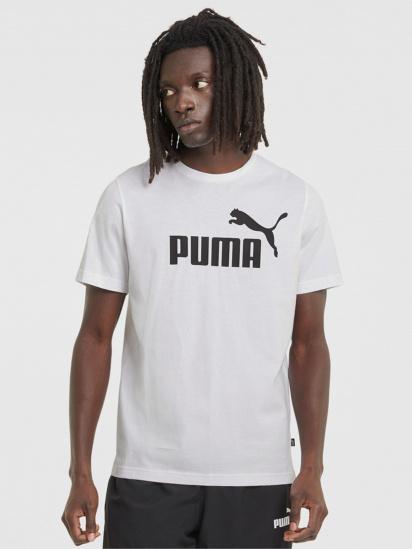 Футболка PUMA Essential модель 58666602 — фото - INTERTOP