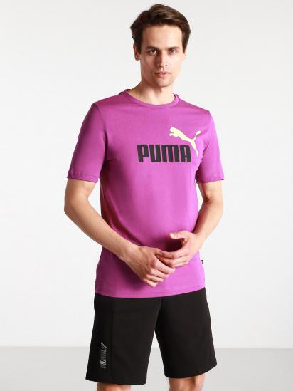 Футболка PUMA Essential 2 модель 58675917 — фото - INTERTOP