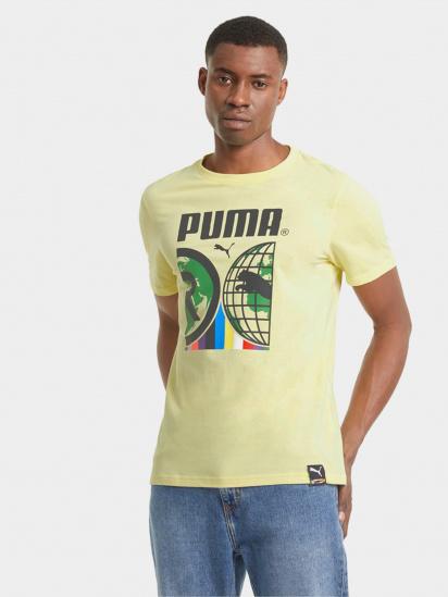 Футболка PUMA International модель 59980440 — фото - INTERTOP