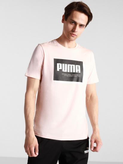Футболка PUMA SUMMER COURT Graphic модель 84581027 — фото - INTERTOP